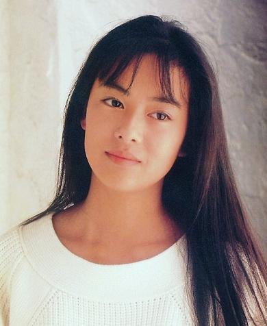 後藤久美子が若い頃のかわいい画像